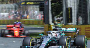 hamilton f1 Formula 1 Australia 2019