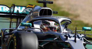 hamilton lewis Formula 1 20'9 Australia