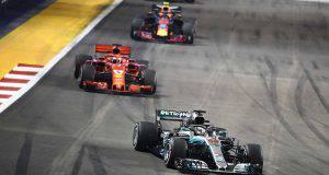 hamilton vettel Formula 1 2019