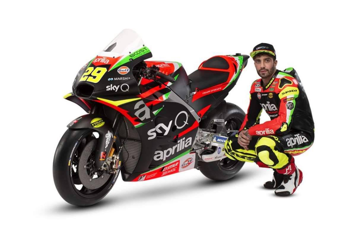 iannone andrea aprilia MotoGP