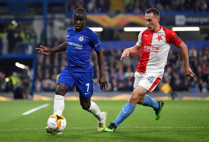 2 vittorie su 2 per il Chelsea sullo Slavia Praga