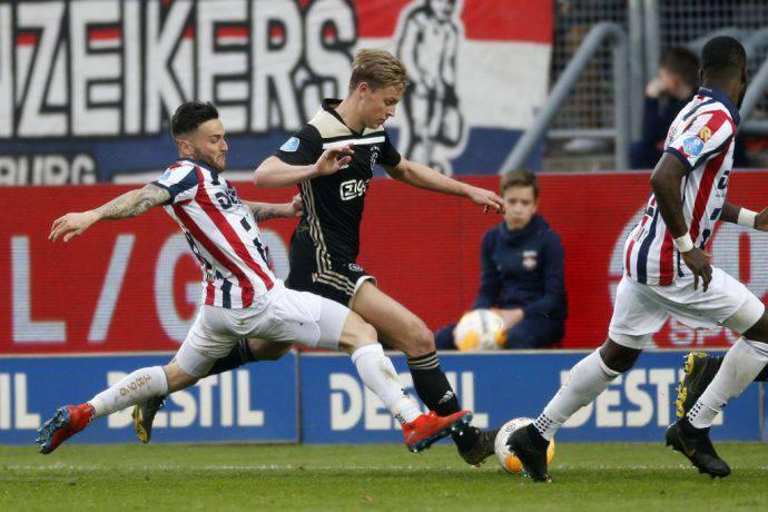 Ajax vittorioso a Tilburg