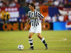 Alessio Tacchinardi ex centrocampista della Juventus