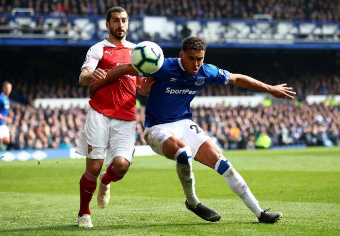 Arsenal sconfitto a Liverpool contro l'Everton