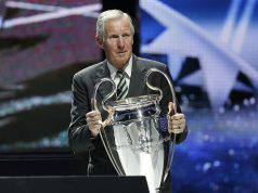 Billy McNeill con la Champions League