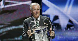 Billy McNeill con la Champions League