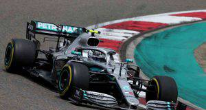 Valtteri Bottas Mercedes Qualifiche Formula 1 Cina