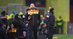 Bucchi è l'allenatore del Benevento