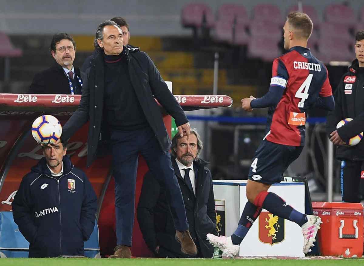 Cesare Prandelli Genoa confermato