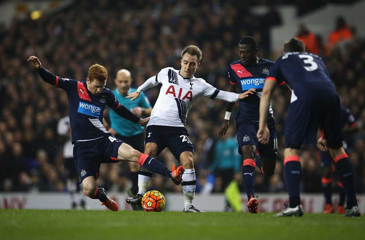 Christian Eriksen Tottenham verso il Real Madrid