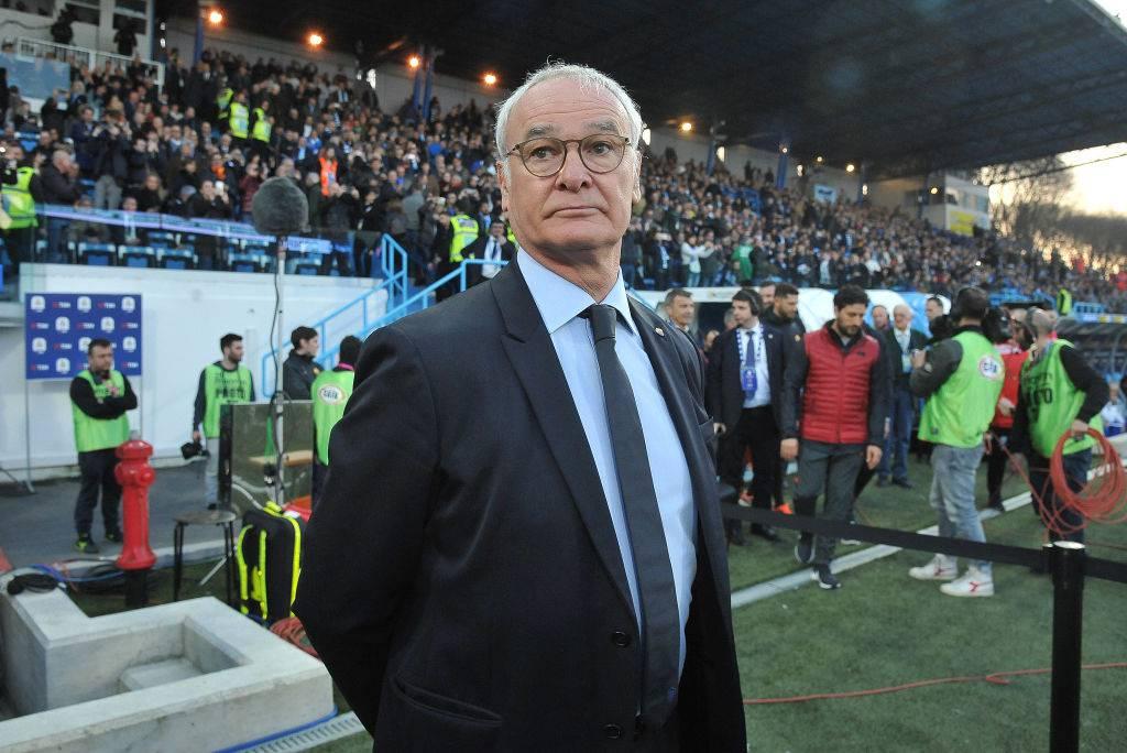 Claudio Ranieri Roma antivigilia Inter