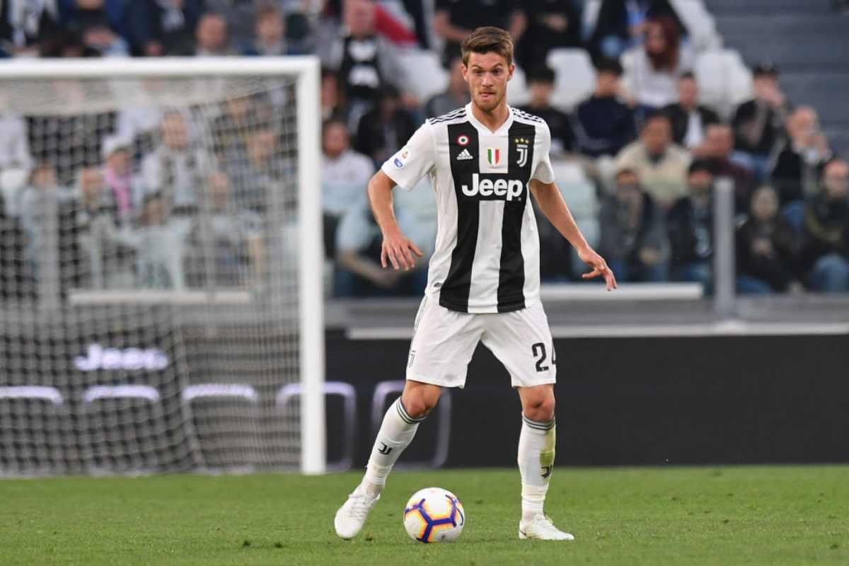 Daniele Rugani Juventus Ajax