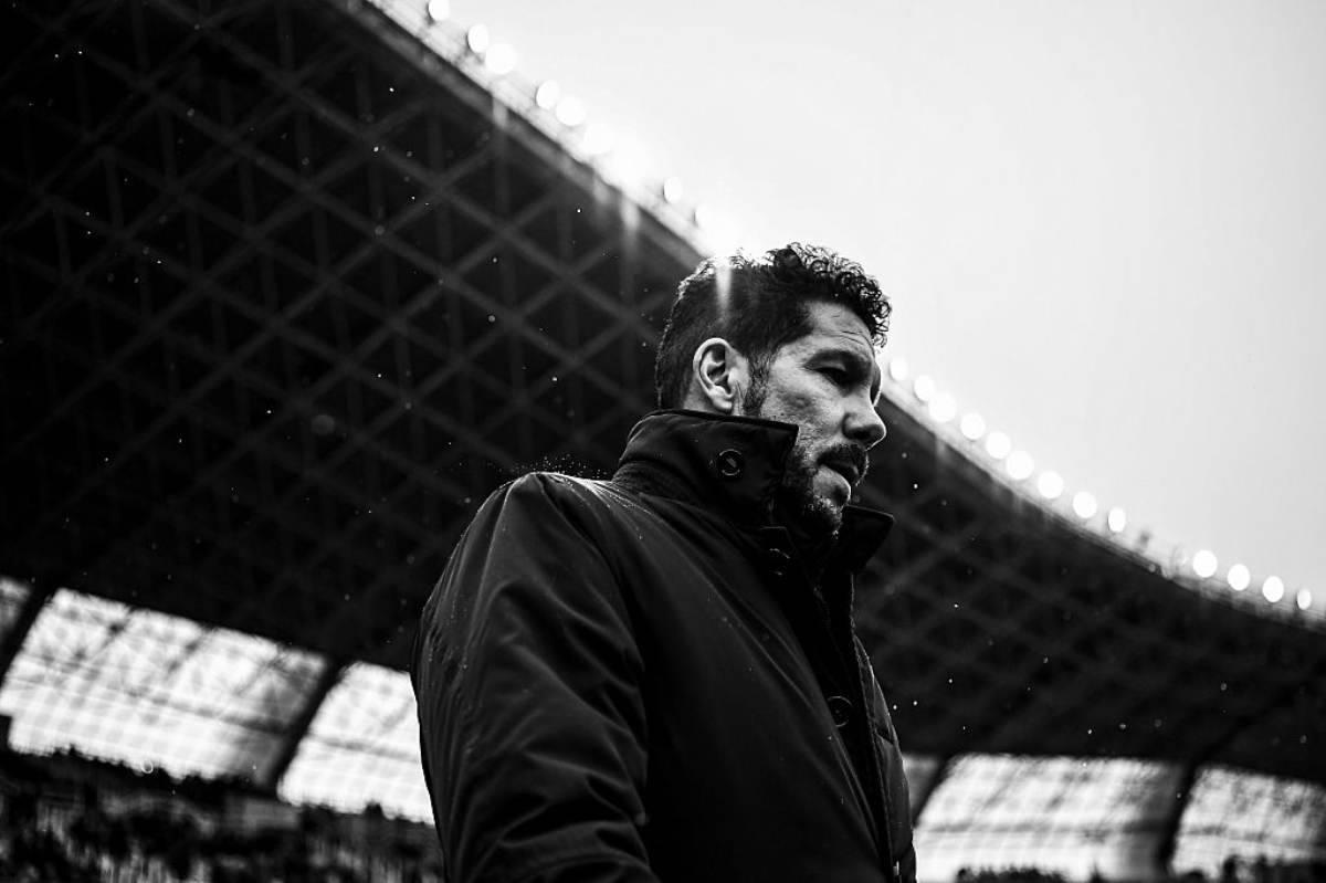 Diego Pablo Simeone Atletico Madrid