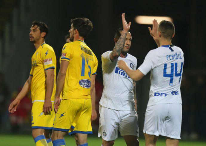Diretta Live di Frosinone-Inter