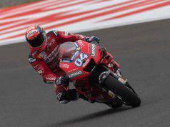 Andrea Dovizioso MotoGP Ducati