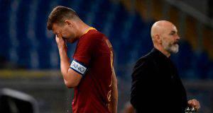 Edin Dzeko Roma nel mirino del West Ham