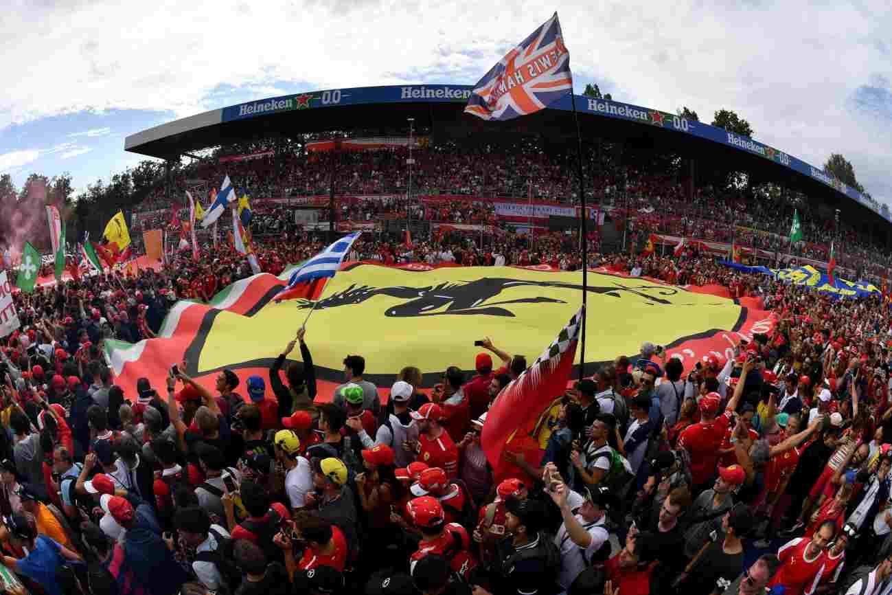 GP Monza Formula 1
