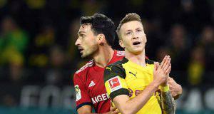 Bayern Monaco-Borussia Dortmund