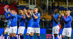 Italia Ranking Fifa Belgio