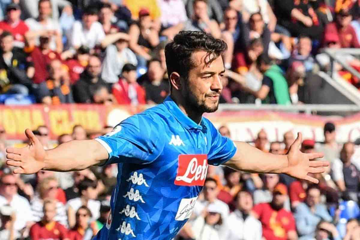 Younes Napoli Juventus
