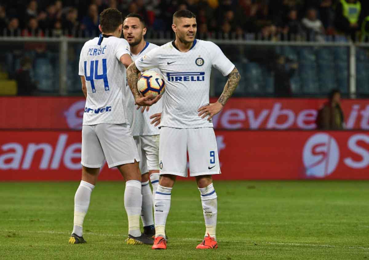 Icardi Inter Curva Nord