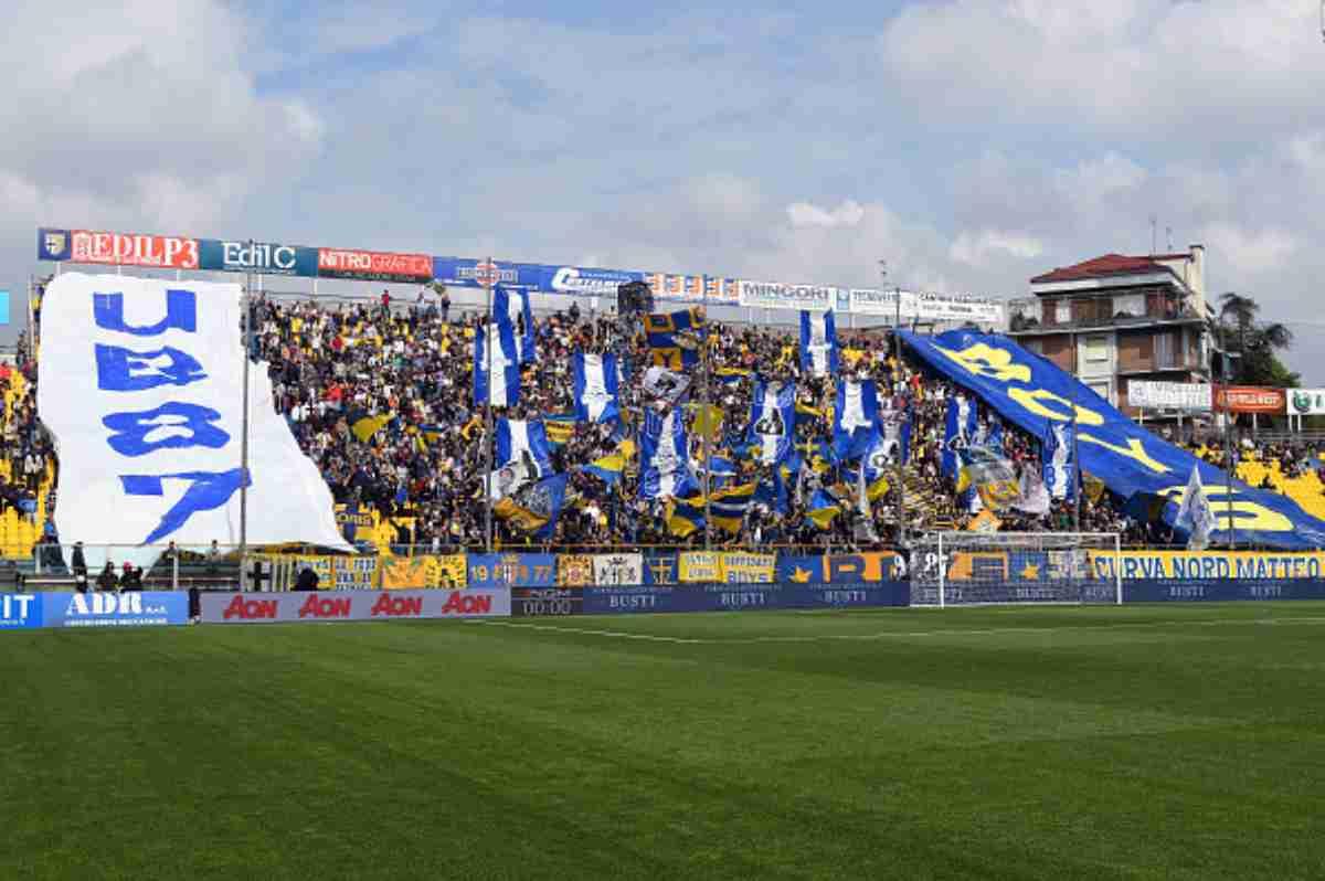 DIRETTA LIVE Parma-Milan