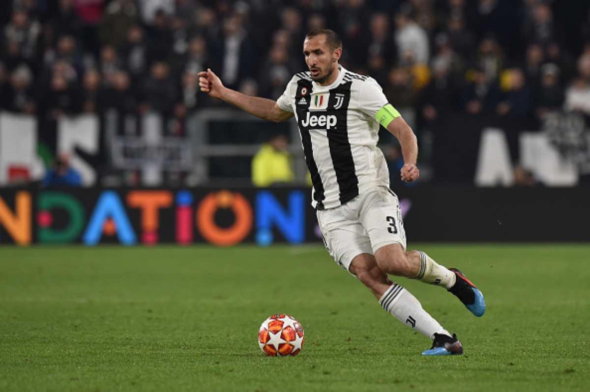 Chiellini de Jong Juventus-Ajax