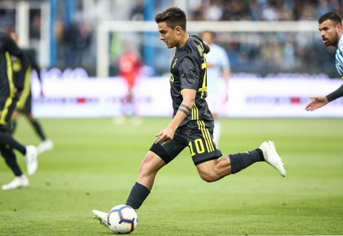 Paulo Dybala Juventus Cristiano Ronaldo