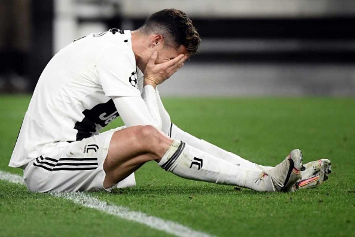 Ronaldo Juventus Borsa