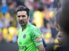 paris saint-germain buffon