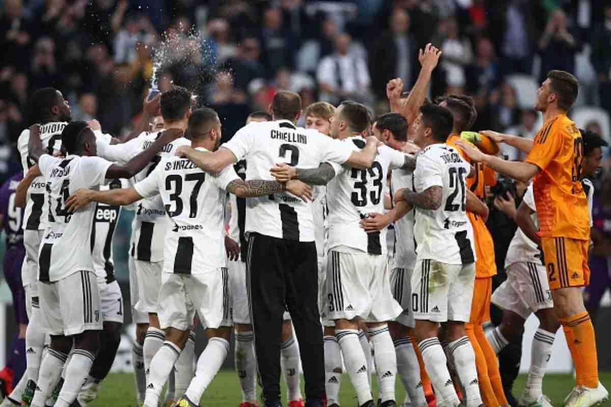 Juventus social
