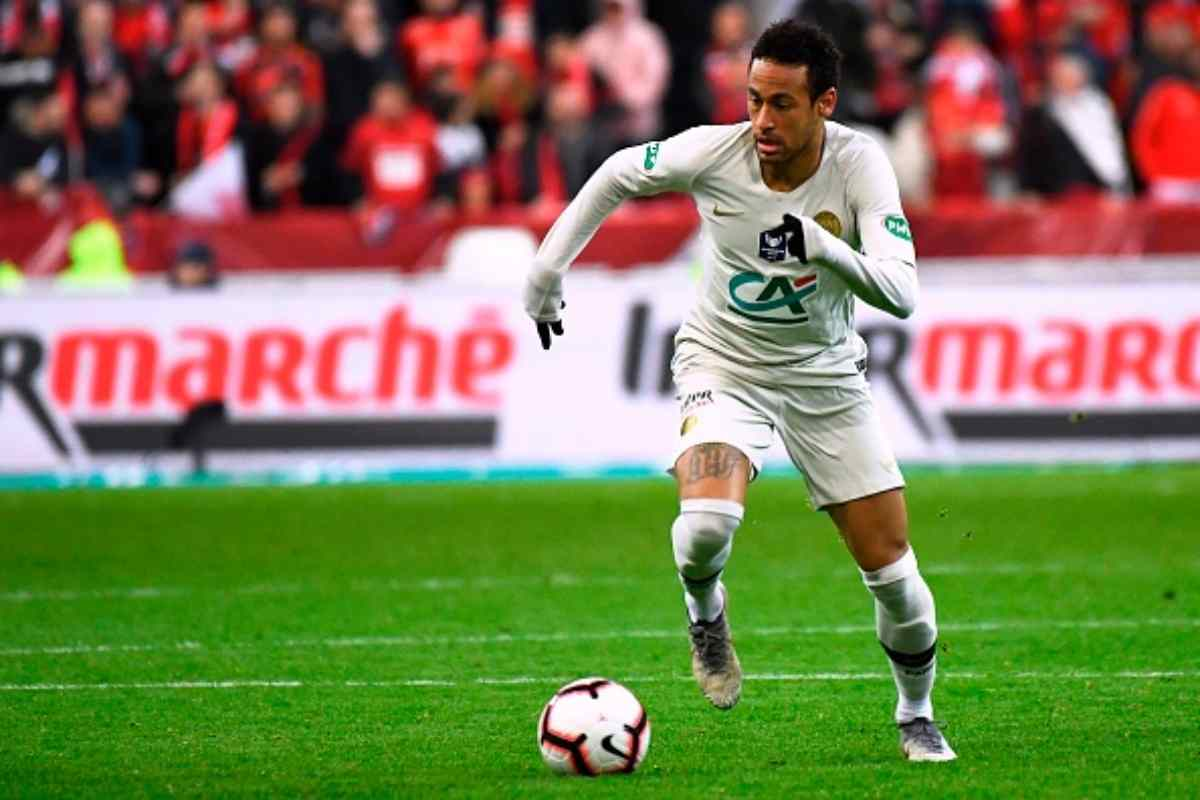 Neymar Real Madrid Marcelo