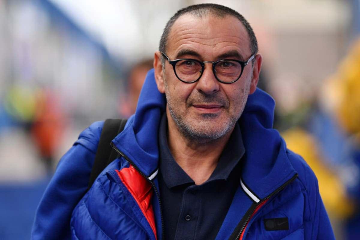 La Roma vuole Maurizio Sarri come allenatore la prossima stagione