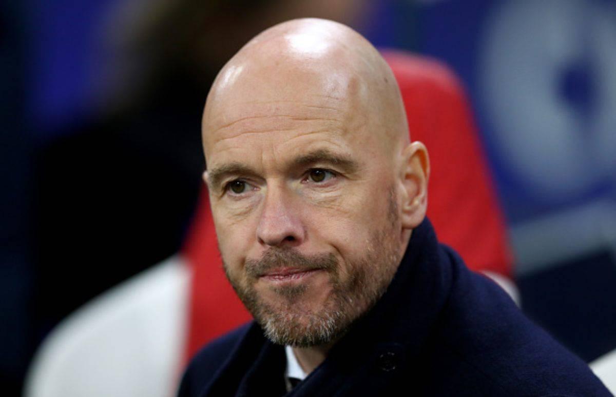 Ten Hag Juventus-Ajax de Jong