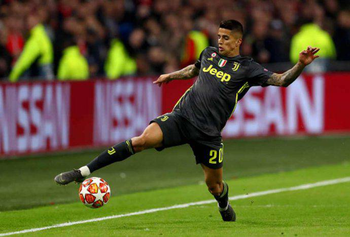 Cancelo Manchester United