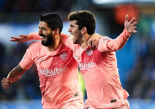 Alaves-Barcellona