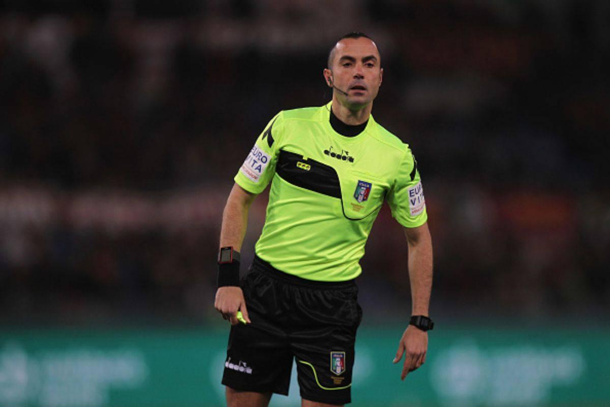 Arbitri Guida Inter-Roma