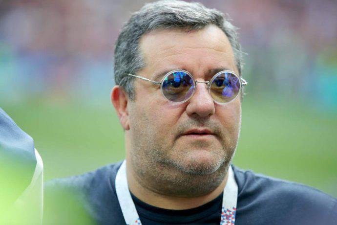 Raiola Kean Juventus