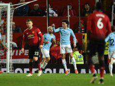 Il Man City vince il derby 2-0