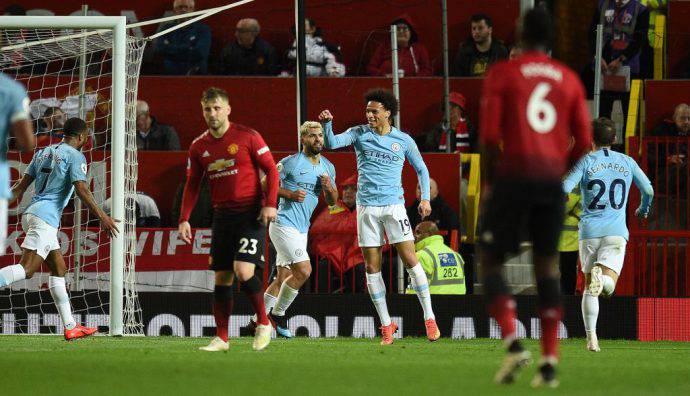 Il Man City vince il derby 2-0