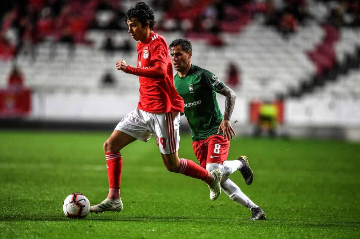 Joao Felix Benfica Juventus