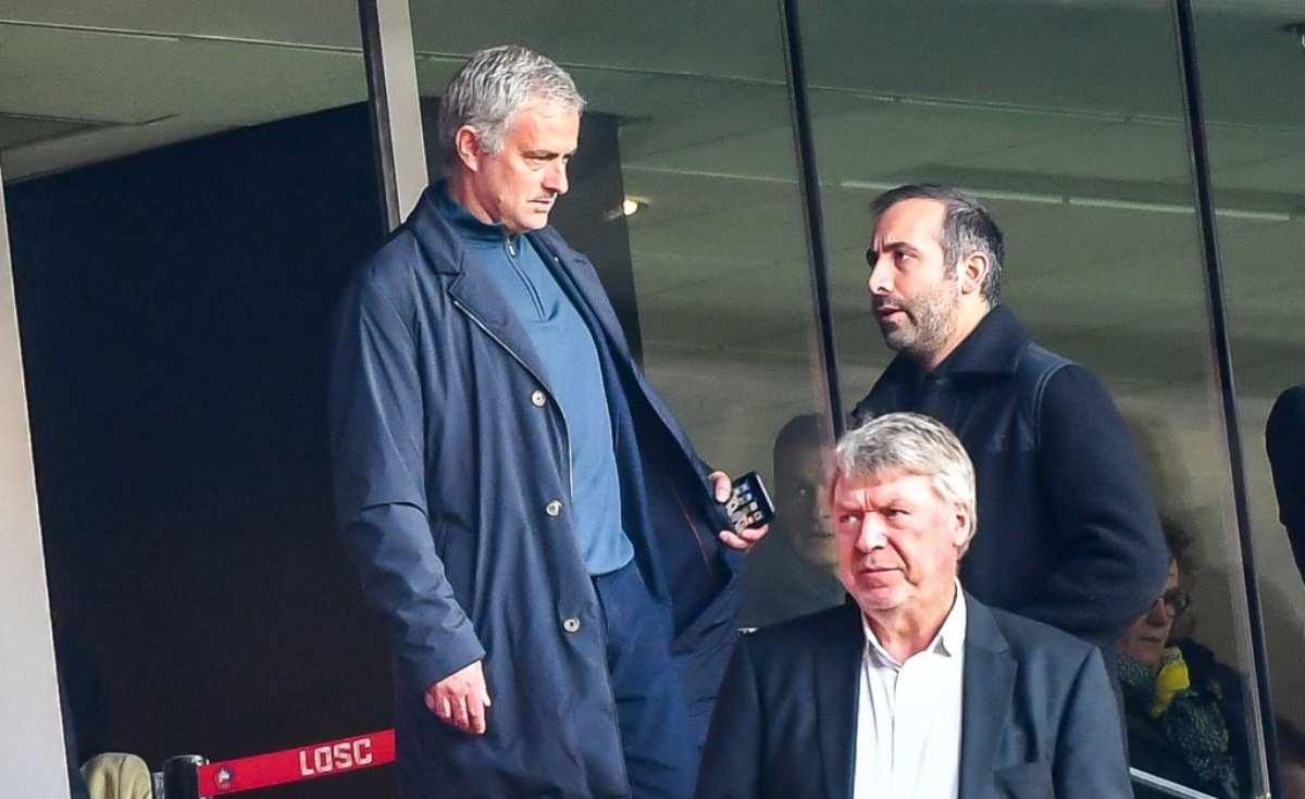 Josè Mourinho ipotesi Bundesliga
