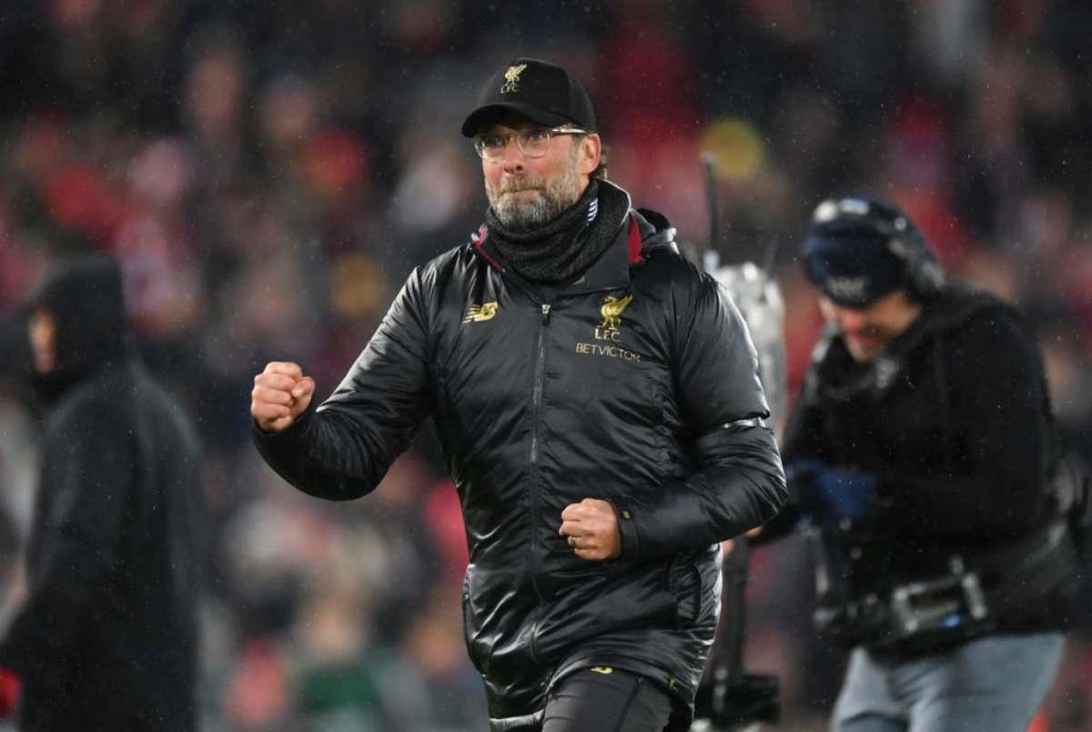 Jurgen Klopp Liverpool vigilia Barcellona
