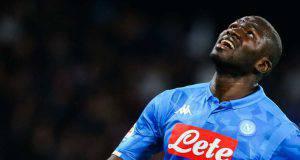 Kalidou Koulibaly Napoli Manchester United