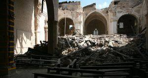 La basilica di Collemaggio all'Aquila