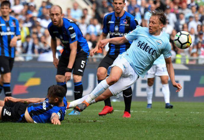 Lazio-Atalanta allo Stadio Olimpico