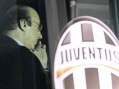 Luciano Moggi ex dg della Juventus