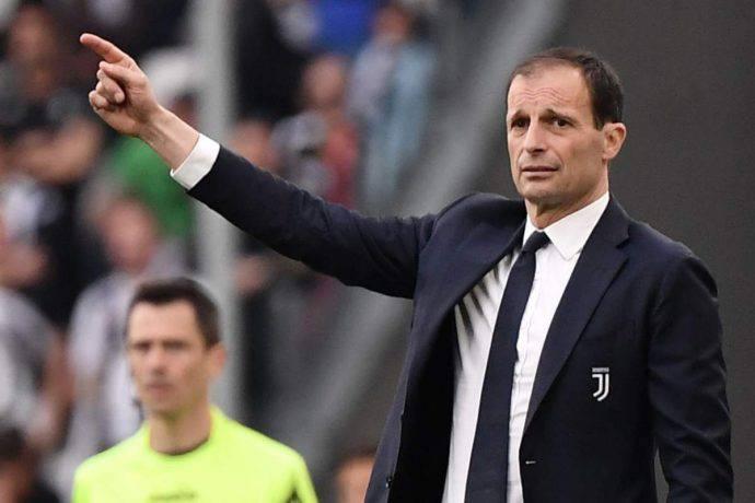 Massimiliano Allegri Juventus vigilia Inter
