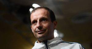 Massimiliano Allegri Juventus vigilia Spal