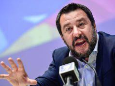 Matteo Salvini replica a Leonardo sui cori razzisti